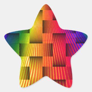 Love Flows_ Star Stickers