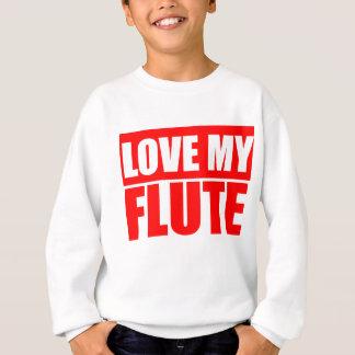 Love Flute Sweatshirt
