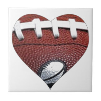 LOVE FOOTBALL CERAMIC TILES