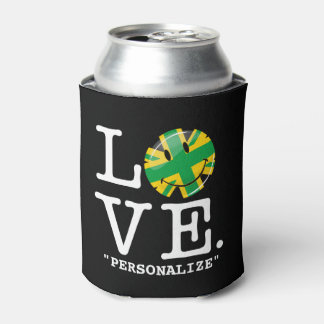 Love from Jamaica and Britain Can Cooler