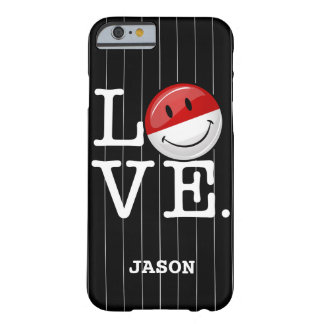 Love From Mpnaco Smiling Flag Barely There iPhone 6 Case