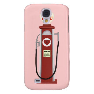 Love Gas Pump Galaxy S4 Case