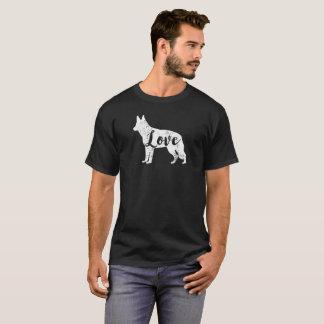 Love German Shepherds T-Shirt Vintage Look