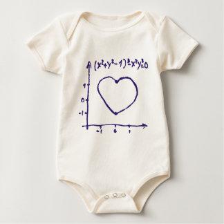 Love Graphic Baby Bodysuit