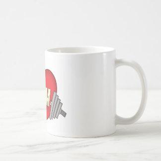 love gym coffee mug