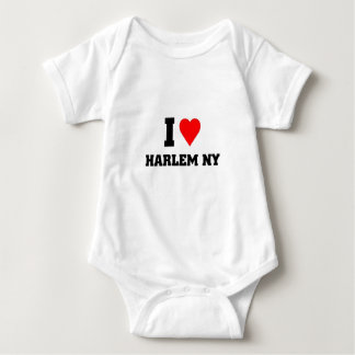 Love Harlem New York Baby Bodysuit
