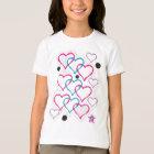 Love heart doodles T-Shirt