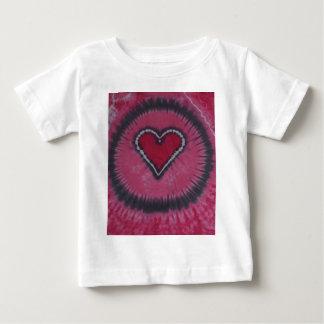 Love Heart Valentine's Tie Dye Tee Shirts
