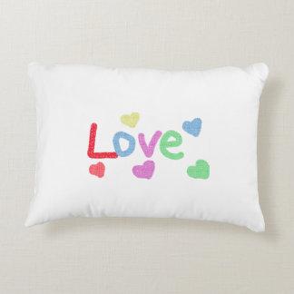 Love Hearts Accent Cushion
