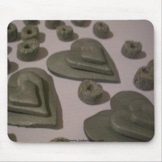 Love Hearts range Mouse pad Design by JADa Vision