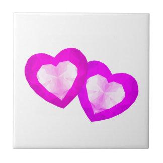 Love Hearts Tile