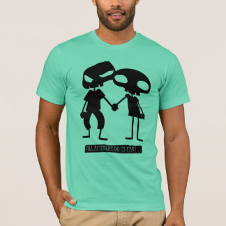 Love in the Afterlife T-Shirt