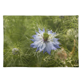 Love in the Mist Flower Placemat