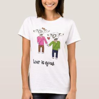 """""""Love is Good"""" Short-sleeve Tee"""