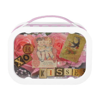 Love is in the Air Lunchbox Yubo Lunchbox