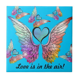Love is in the Air! Tiles