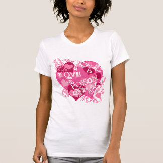 Love is Poison Tees