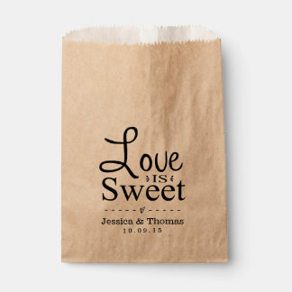 Wedding Favor Bags Nz : Love Is Sweet! Custom Wedding Favor Bags Favour Bags