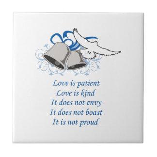 LOVE IS TILE