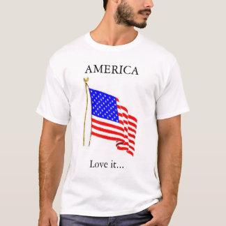 Love it or let Bush Cheney it up T-Shirt