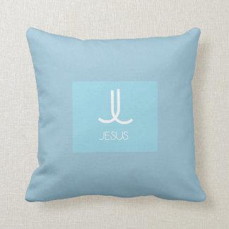 Love Jesus Chanel Pillow