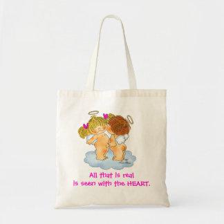 Love & Kisses Tote - Vivian Greene Kisses! ® Budget Tote Bag