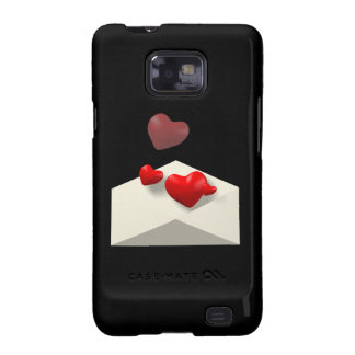 Love Letter Galaxy S2 Cover