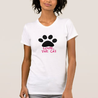 Love Letter from the cat Tshirts