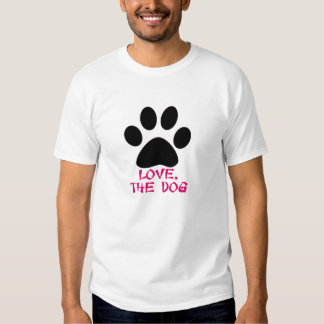 Love Letter from the dog Tee Shirt