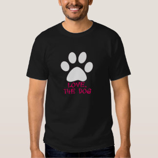 love Letter from the dog Tee Shirts