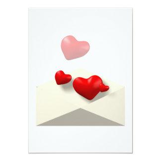 Love Letter Custom Announcement