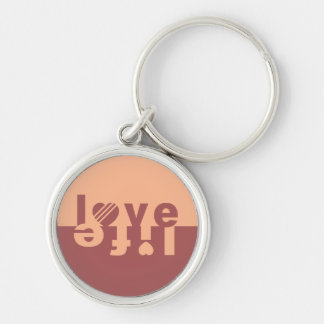 LOVE LIFE key chain