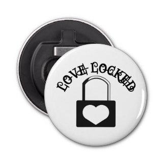 Love Locked Bottle Opener