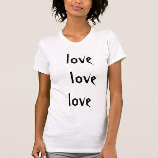 love  lovelove t-shirt