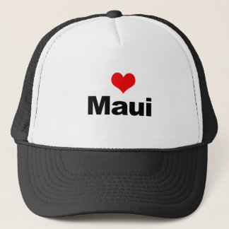 Love Maui Trucker Hat