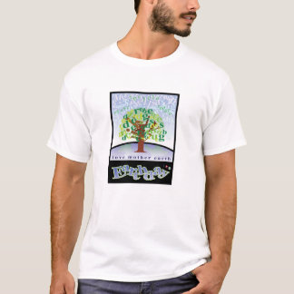 Love Mother Earth - Earth Day T-Shirt