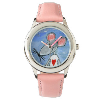 Love Mouse watch