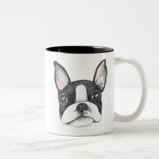 Love my French Terrier Coffee Mug