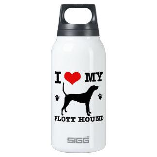 Love my plott hound insulated water bottle