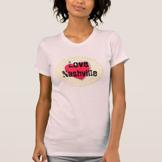 Love Nashville T-Shirt