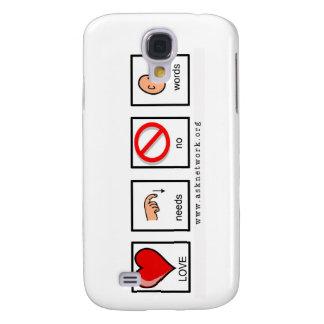Love Needs No Words iPhone3  Case - 2