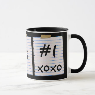 Love Notes For Pop Mug