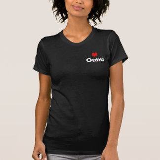 Love Oahu - Black or Dark Shirt