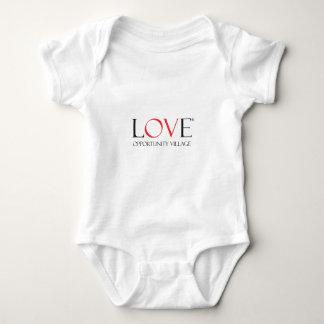 LOVE Opportunity Village Infant Creeper