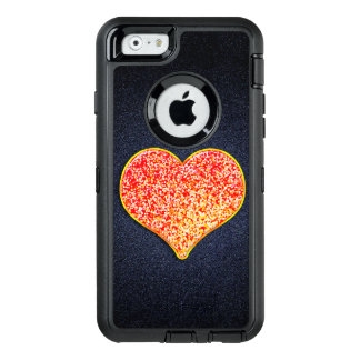 LOVE -P.Gold- OtterBox - iPhone 6/6s Defender Case