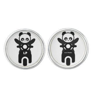Love Panda® Cuff Links
