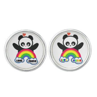 Love Panda® Cufflinks