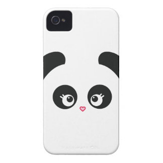 Love Panda® iPhone 4/4S Case-Mate Barely There™ iPhone 4 Covers