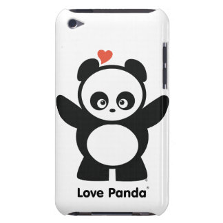 Love Panda® iPod Touch Case-Mate Barely There™ iPod Touch Cover