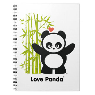 Love Panda® Notebook